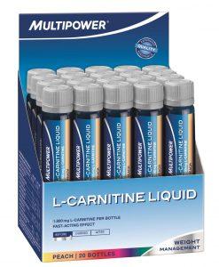 Multipower L-Carnitine Liquid 1800 Mg Proteinevi