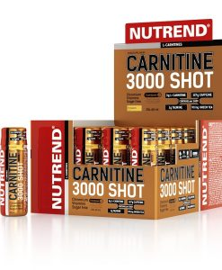 nutrend carnitine 3000 shot besindestek 03837784